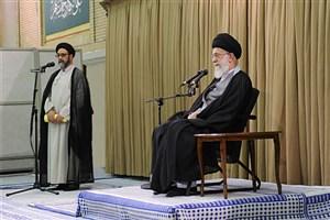 انتصاب نماینده ولی فقیه در استان آذربایجان شرقی و امام جمعه تبریز