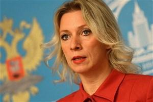 زاخارووا: سفارت آمریکا در تظاهرات غیرقانونی در مسکو نقش دارد
