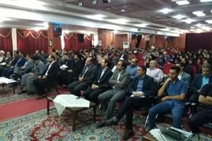 همایش پیشگامان انقلاب اسلامی با محوریت قیام 15 خرداد در واحد ورامین-پیشوا برگزار شد