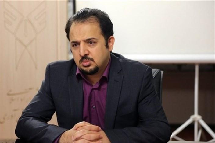 دکتر توکلی رییس پارک علم و فناوری دانشگاه آزاد اسلامی