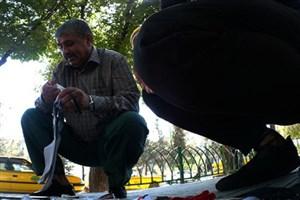 تدابیر شرکت ساماندهی مشاغل برای جلوگیری از بساط گستری دستفروشان در مراسم ارتحال امام (ره)