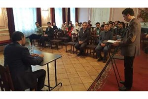 گشایش کنسولگری در سن پترزبورگ خواسته دانشجویان ایرانی در نشست با سفیر ایران