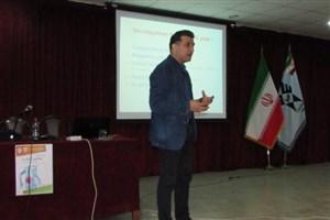 برگزاری کارگاه آموزشی تمرینات پیشگیری از کمردرد در سما لاهیجان