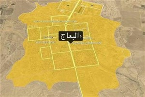 حشد شعبی کنترل شهر البعاج در مرز سوریه را در دست گرفت