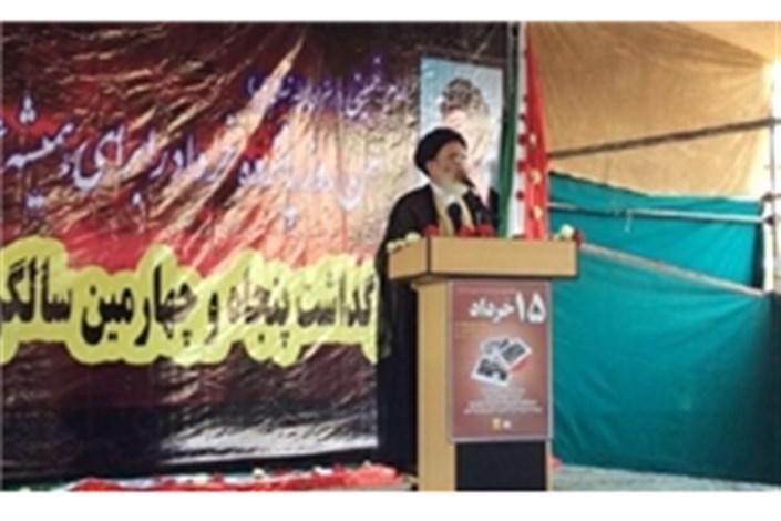 حجتالاسلام سید رضا تقوی