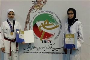 دو دانش اموز سما یزد به عضویت تیم ملی تکواندوکشور درآمدند