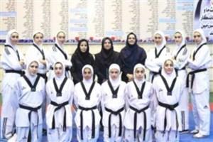 دعوت یونیورسیاد از دانشجویان تکواندو کار ایرانی