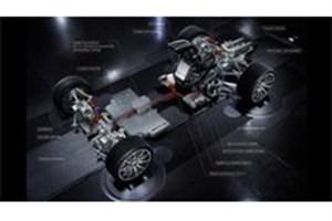 ابر خودروی مسابقه ای AMG رونمایی شد