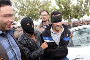 دزدان مسلح طلا فروشی اعدام می شوند