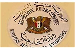 دمشق حملات تروریستی تهران را شدیدا محکوم کرد
