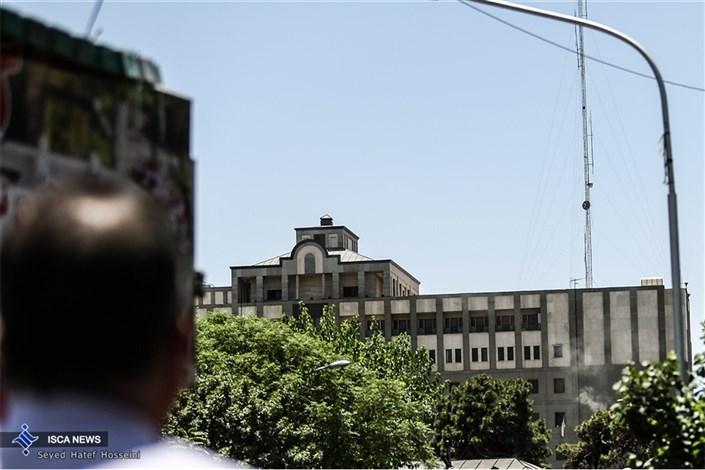 گزارش تصویری ایسکانیوز از  اطراف مجلس -1