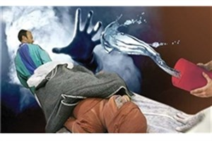 انتقال مصدومان حادثه اسیدپاشی به ۳ بیمارستان در پایتخت