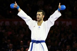 IAU Karateka is among World Stars