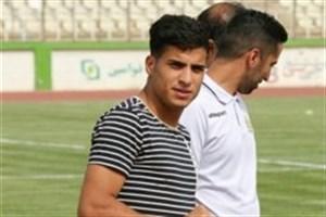 دانشجوی سما پارس آباد به تیم لیگ برتری فوتبال پیوست