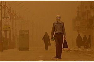هوای اهواز برای گروه های حساس و بیماران ناسالم  است