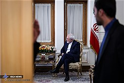 دیدار وزیر دارایی اتریش با دکتر ظریف