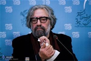 مسعود کیمیایی به تماشای «دولت ضعیفه» نشست