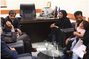 """""""عماد"""" زیرچتر حمایت وزارت بهداشت / کودک گرگانی زیر پوشش درمان رایگان قرار گرفت"""