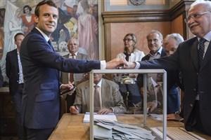 ناکامی سیاستمداران کهنهکار فرانسوی در انتخابات پارلمانی