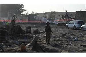کشف کامیون حامل بیش از ۱۶ تن مواد منفجره در پایتخت افغانستان