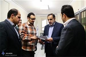 بازدید دکتر نوریان از پارک علم و فناوری دانشگاه آزاد اسلامی +ویدیو