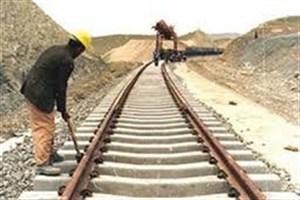اتمام ریلگذاری بخش دیگری از راهآهن مراغه- ارومیه