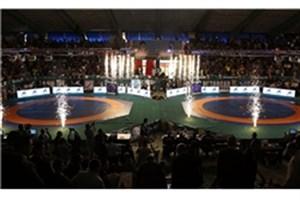 درخواست ۳ استان برای میزبانی جام جهانی ۲۰۱۸ کشتی فرنگی