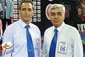 حضور 2 داور ایرانی در مسابقات تکواندو قهرمانی جهان