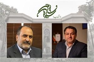 علیرضا تابش ماند/ حبیب ایل بیگی قائم مقام بنیاد سینمایی فارابی شد