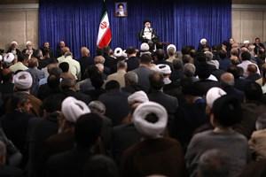 مشروح دیدار کارگزاران نظام با رهبر معظم انقلاب امشب از شبکه یک پخش می شود