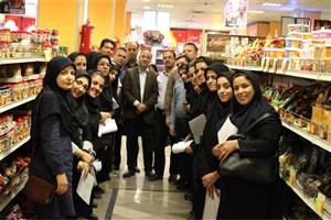 ناظران سازمان غذا و دارو سرزده به فروشگاه ها می روند