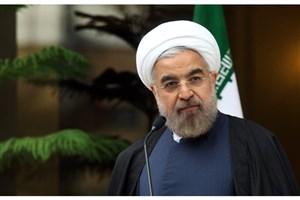 رئیس جمهوری: پیام ملت ایران به آمریکا ادامه راهی است که انتخاب کرده اند