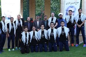 حضور تیم های تکواندو ایران با نام شهید خرازی در مسابقات قهرمانی جهان