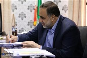 پیام تسلیت دکتر نوریان به رئیس سازمان حفظ آثار و نشر ارزشهای دفاع مقدس