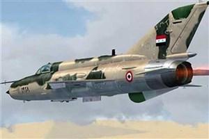 حملات شدید ارتش سوریه به تروریست ها در دیرالزور