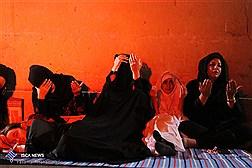 شب بیست و سوم ماه مبارک رمضان-امامزادگان عینعلی و زینعلی