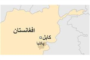حمله مهاجمان انتحاری به فرماندهی پلیس استان پکتیا در جنوب افغانستان