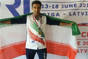Shahrud IAU Student Bags Gold Medal in 5th  CSIT World Sports Games