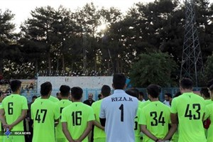 اختلاف مالی  سیاه جامگان با خانزاده و سیف اللهی/ اردوی آماده سازی در ترکیه