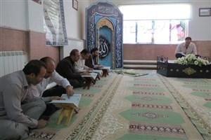ندای عطر آگین قرآن در واحد بین المللی ماکو به صدا در آمد