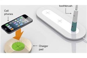 طراحی دستگاهی برای شارژ بی سیم وسایل برقی