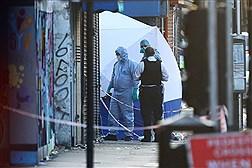 حمله تروریستی در لندن