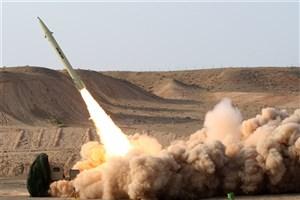 حمله موشکی سپاه علیه داعش