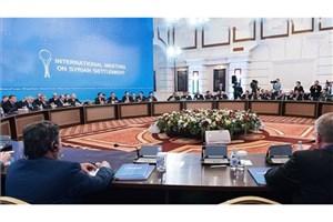 مذاکرات آستانه درباره سوریه ۱۳ و ۱۴ تیر برگزار میشود