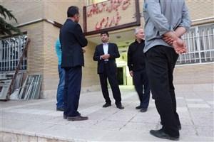 راه اندازی مدرسه در شهر پردیس و فیروزکوه در دستورکار سما تهران قرار گرفت