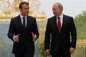 روابط فرانسه و روسیه تحت تاثیر تحریم های مسکو قرار نمی گیرد