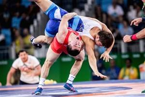 قهرمان کشتی المپیک به یک وزن بالاتر رفت