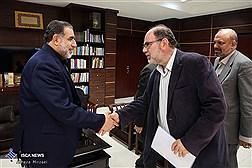 دیدار دکتر نوریان با جمعی از نمایندگان مجلس