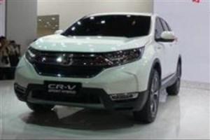 احتمال عرضه هوندا CR-V هیبریدی در بازار