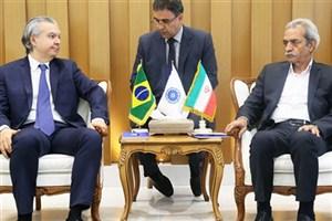 تاسیس اتاق بازرگانی مشترک ایران و برزیل